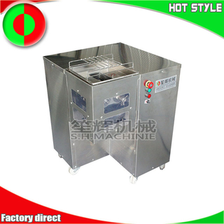 Commercial electric beef steak chicken deli meat cutting for fresh meatand frozen meat slicer