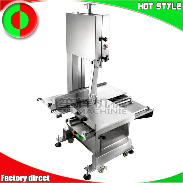 Electric bone meat cutting machine