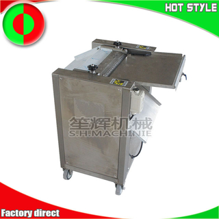 Automatic fish skinner machine