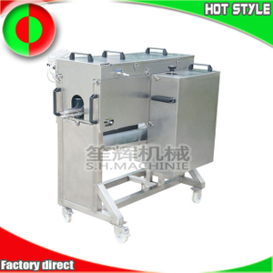 Commercial fish fillet cutting machine fish slicer