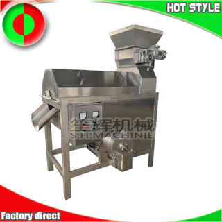 Passion fruit processing machine juice extractor machine quotes