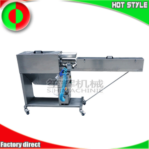Commercial carrot peeling equipment food machine