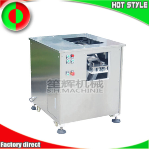 Multifunctional beef salmon bevel cutting machine pork chicken breast beef tripe slicing machine