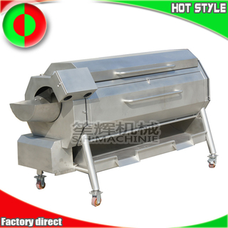 Automatic potato peeling machine fish scale removing machine carrot taro cassava peeler food machine