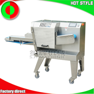 Automatic meat slicer vegetable cutting machine fruit cutter carrot potato watermelon meat slicing machine