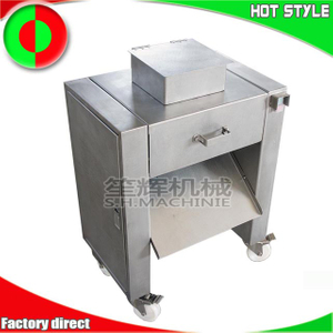 Electric bone Chicken meat cutting machine